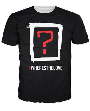 Black Eyed Peas Where's the Love Classic T-Shirt