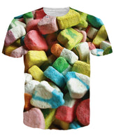 Lucky Charms Marshmallows T-Shirt