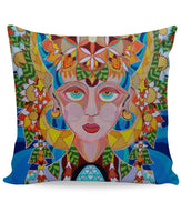Gaia Couch Pillow