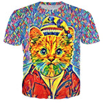 Vibing Cat (T-Shirt & Most Products)
