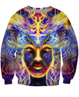 Analyze The Patterns Crewneck Sweatshirt