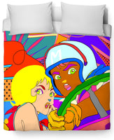 Speed Racer Duvet Cover