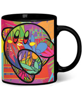 Dashing Away Coffee Mug