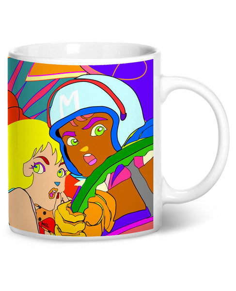 Speed Racer Coffee Mug