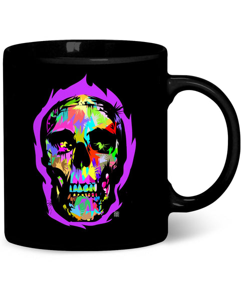 Death is Beautiful Coffee Mug