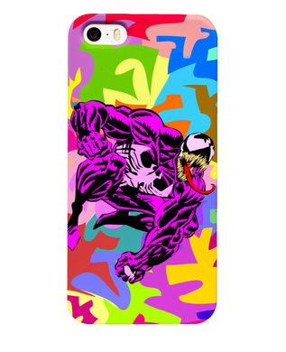 Black Spider Phone Case