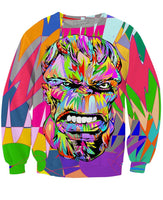 Anger Crewneck Sweatshirt