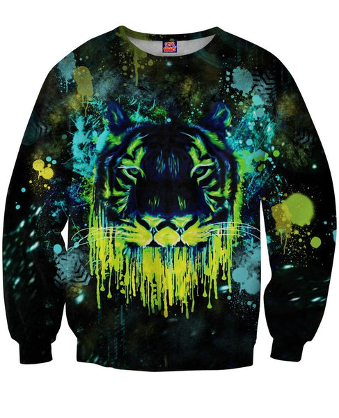 Tiger Drippy Sweatshirt
