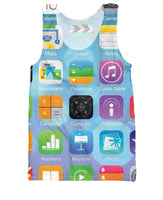 iPhone Tank Top