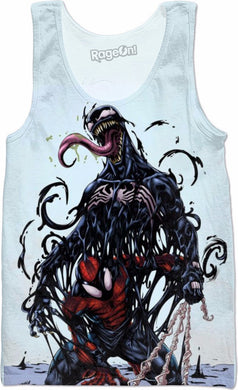 Venom Struggle Tank Top