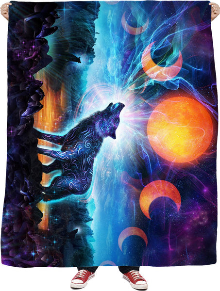The Magic Howl Blanket