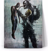 Venom Deathblow Canvas
