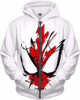 Spiderman Graffiti Face Hoodie