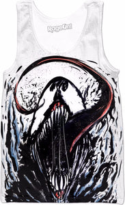 Venom Paint Splash Tank Top