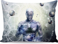 Experience So Lucid, Discovery So Clear - Pillowcase