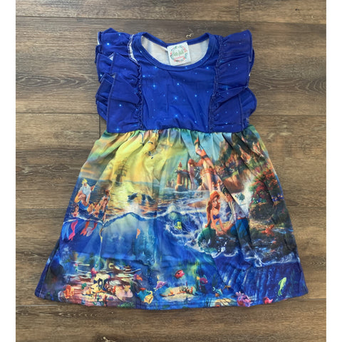Under the Sea Themed Dress