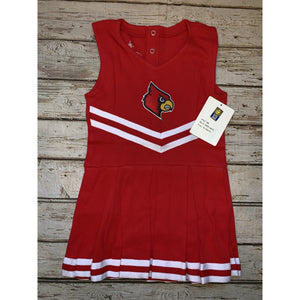 University of Louisville One Piece Cheer Outfit
