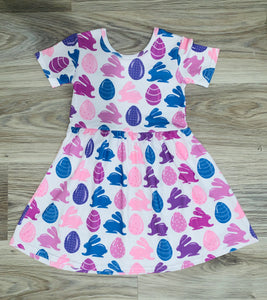 Bunny and Easter Egg Dress