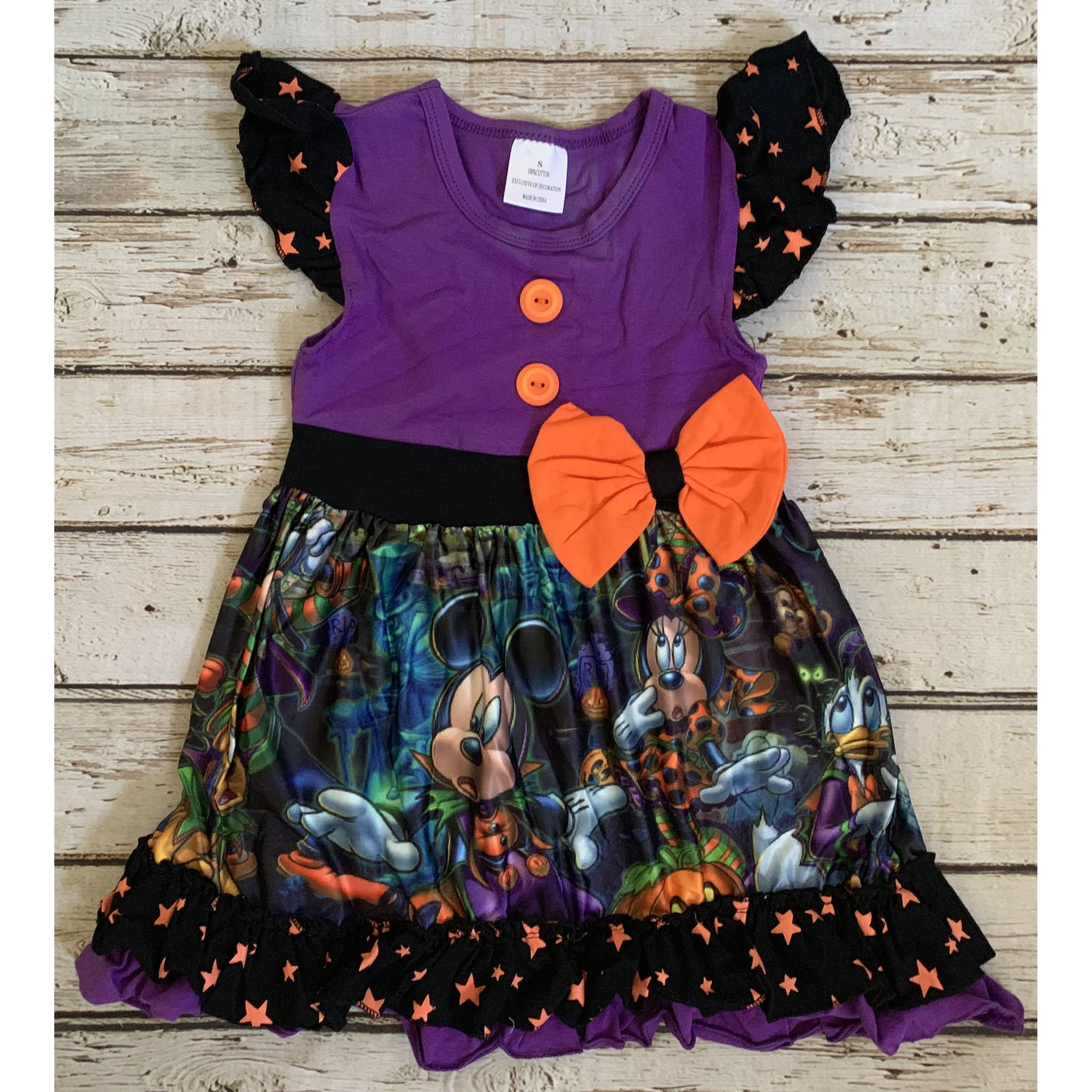Halloween Themed Dress