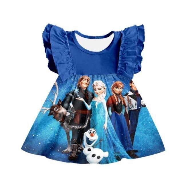 Frozen Picture Dress