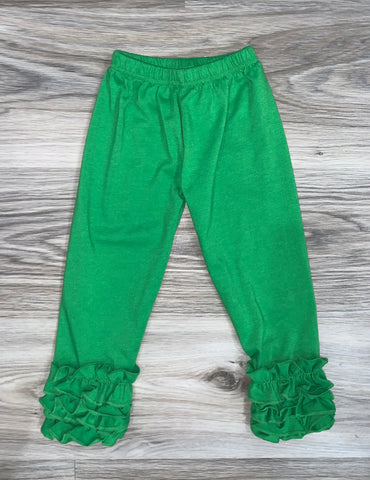 Icing Pants (Christmas Green)