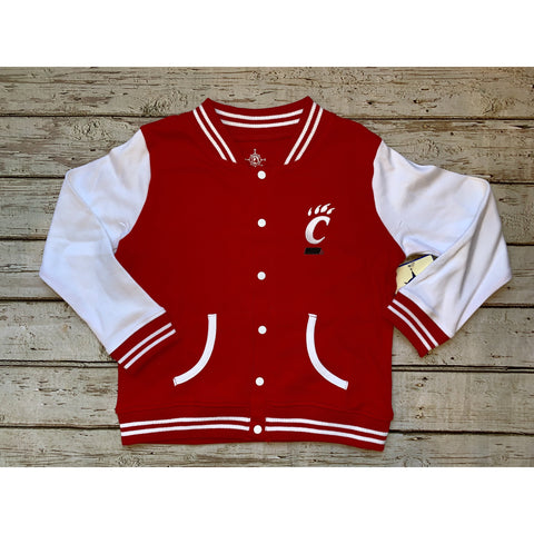 University of Cincinnati Varsity Jacket