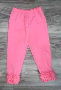 Icing Pants (Bubble Gum Pink)