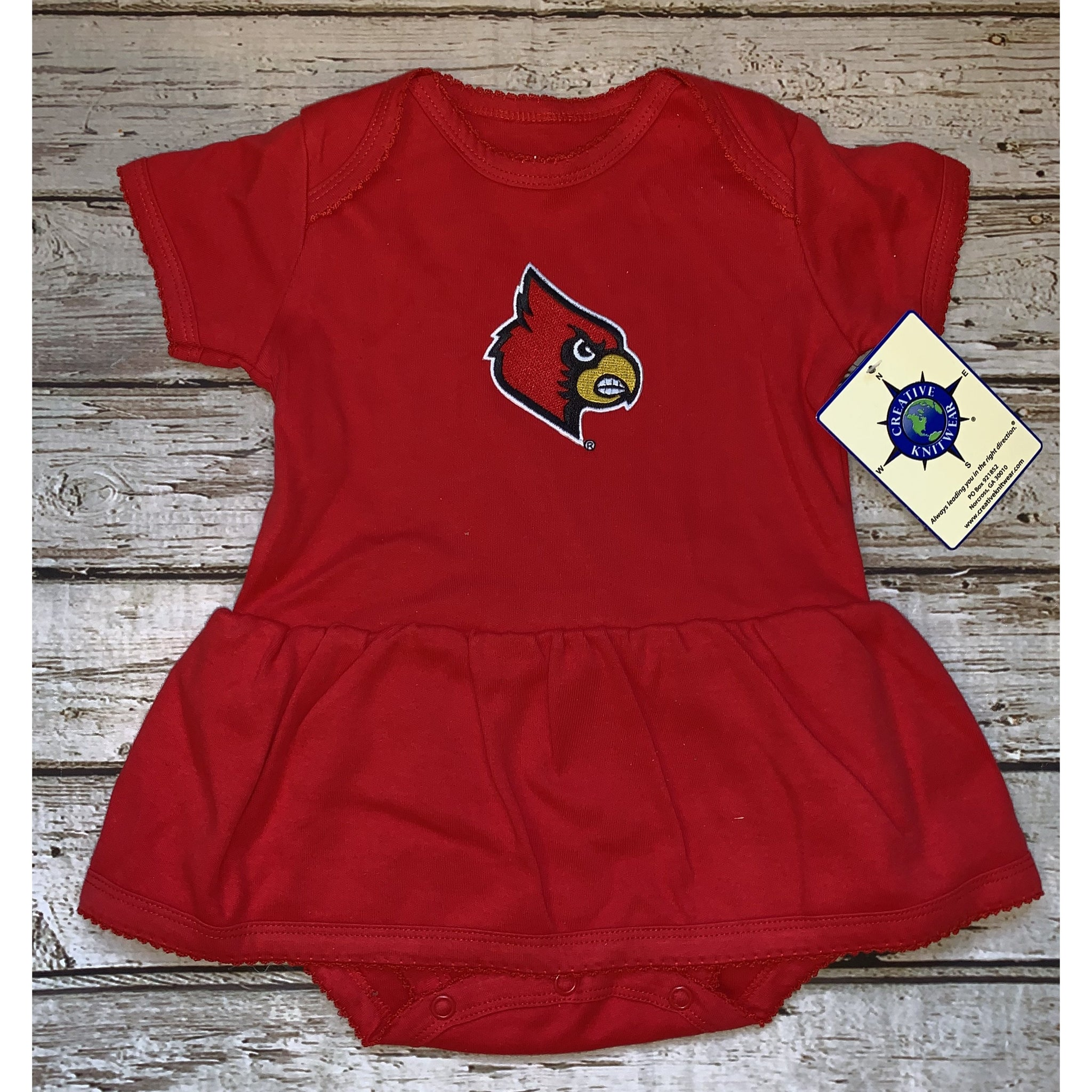 University of Louisville Collegiate Dress