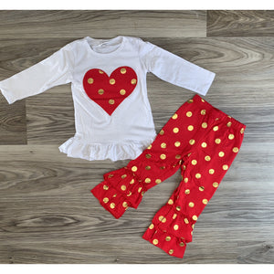 Valentines Heart Set