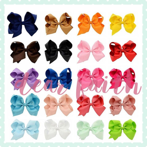 6 Inch Bow Set (20ct.)