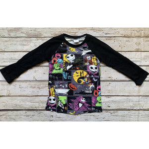Jack and Sally Raglan