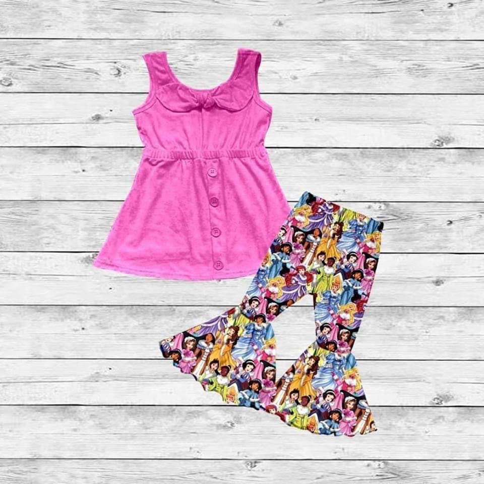 Princess Pants Set