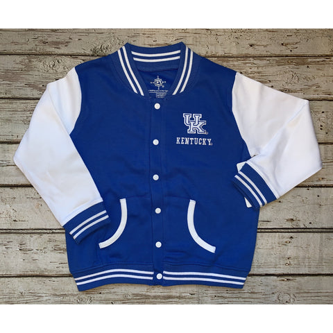 University of Kentucky Varsity Jacket