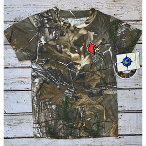University of Louisville Camo T-Shirt