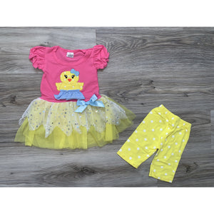 Ducky Tulle Set