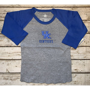 University of Kentucky Raglans