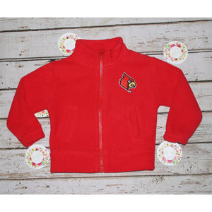 University of Louisville Fleece Jacket