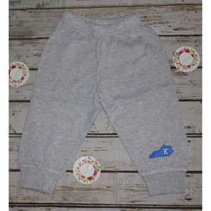 University of Kentucky Map Sweat Pants