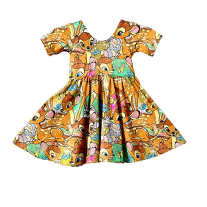 Bambi Themed Dress (PREORDER)