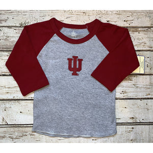 Indiana University Raglans