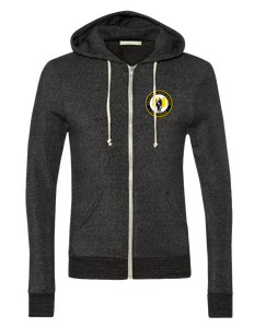 Alternative Fleece Zip Hooded Sweatshirt