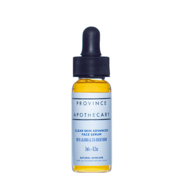 Clear Skin Advanced Face Serum | Province Apothecary