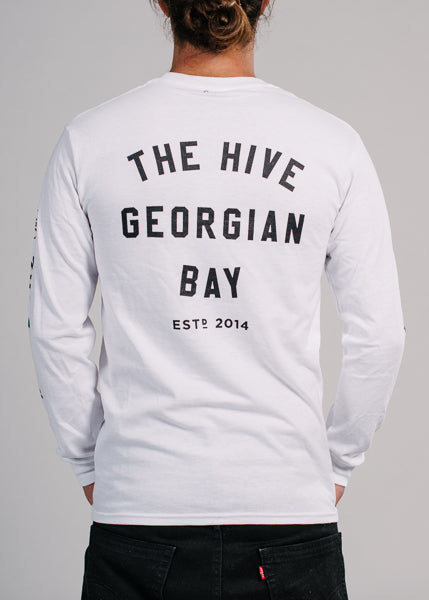 Hive Work-Shirt- Honey Harbour