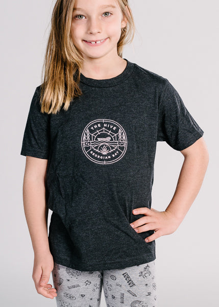 The Hive Kids Tin Boat Tee