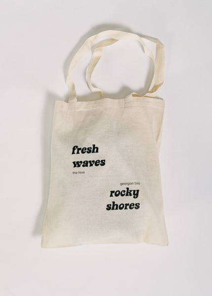 Fresh Waves Tote