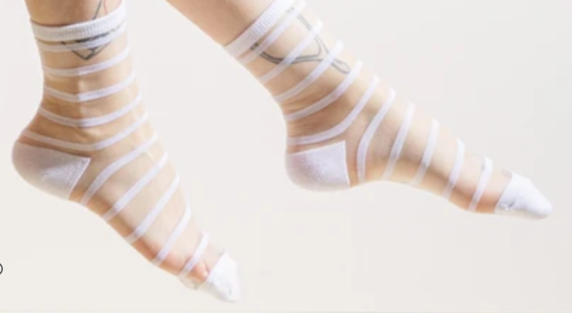 Sheer Socks
