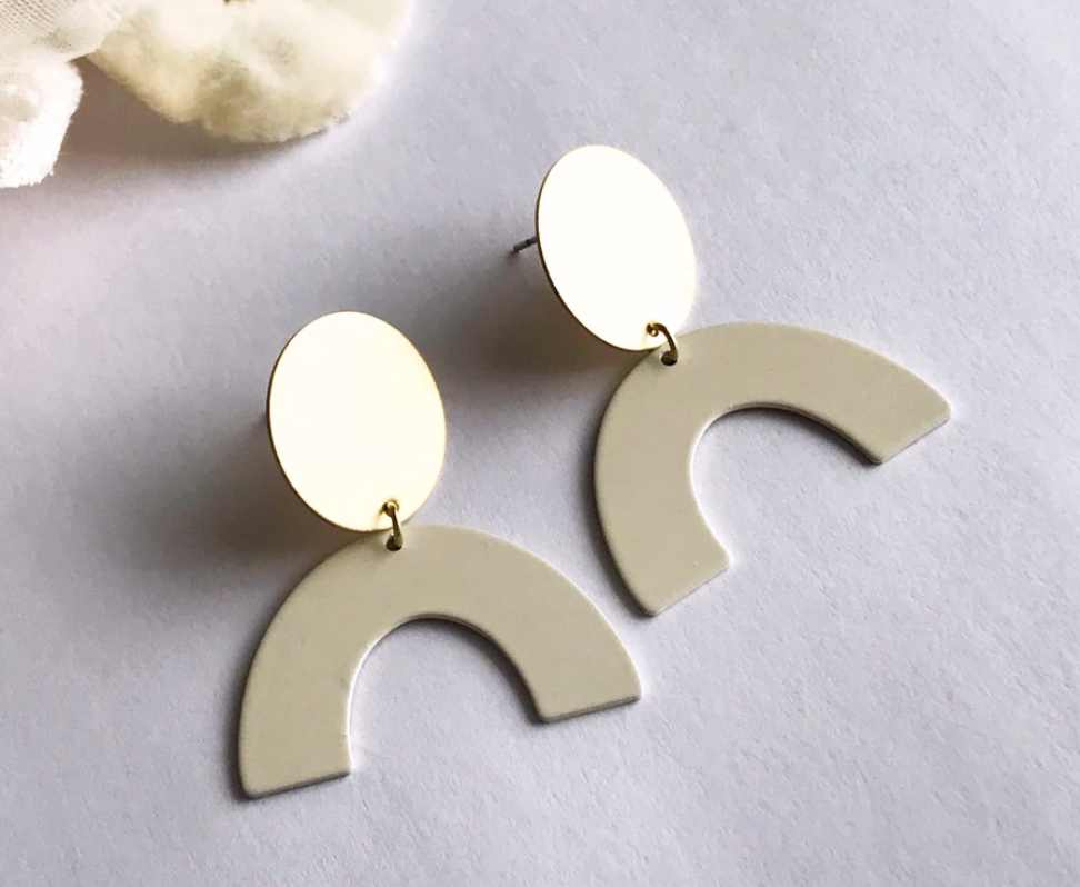 Moon Rising Earrings
