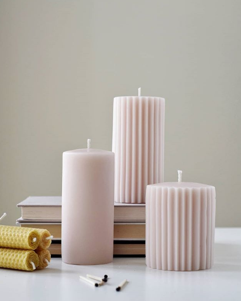 East City Pillar Candle