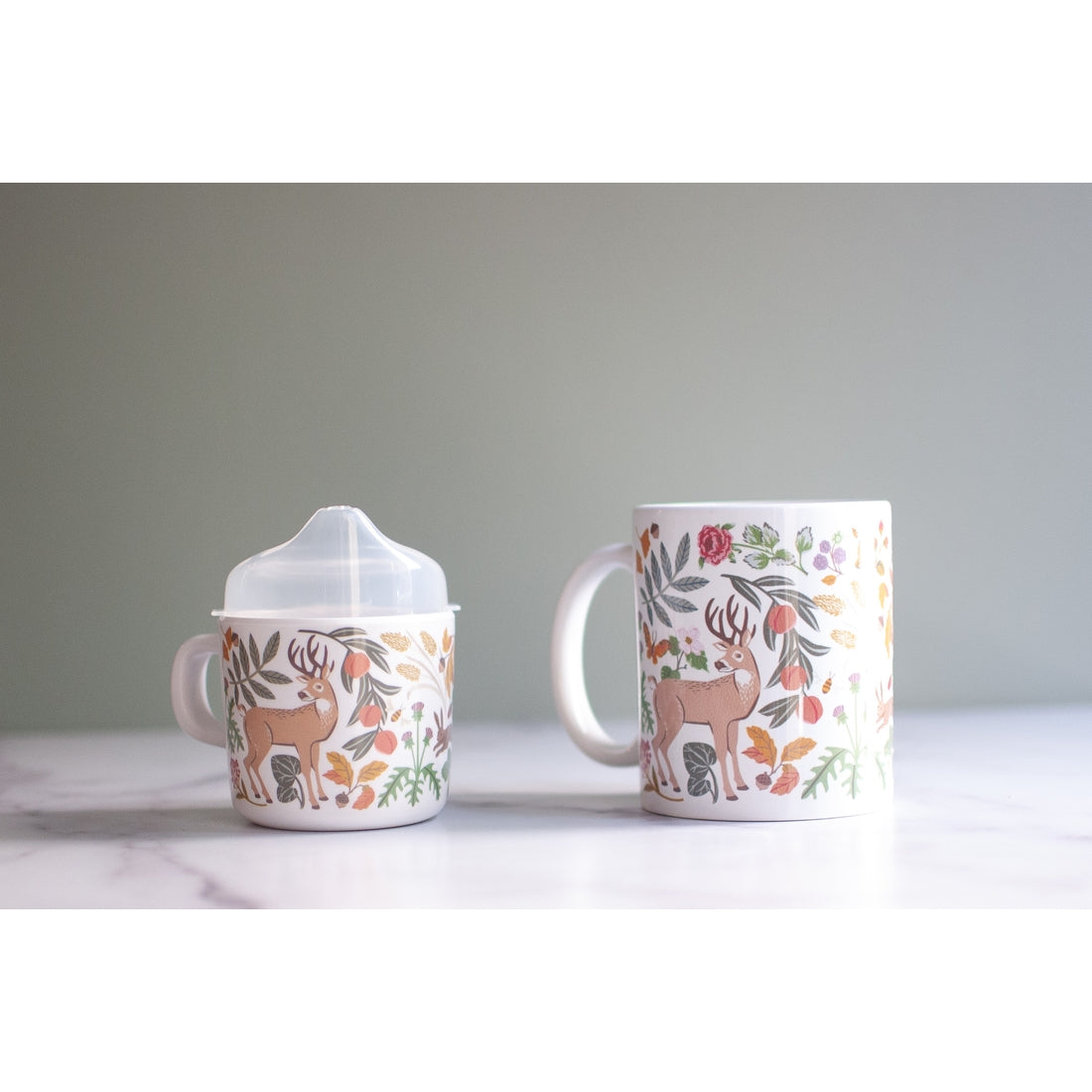 Two of a Kind Cup Set