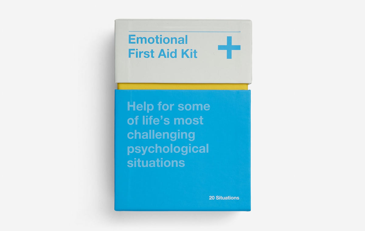 Emotional First Aid Card Set